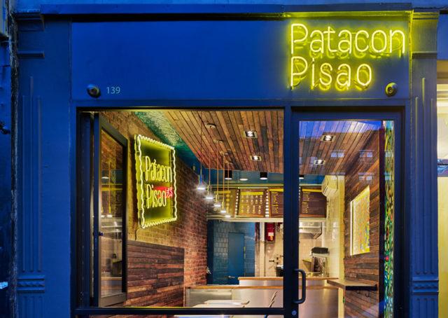 Patacon Pisao LES